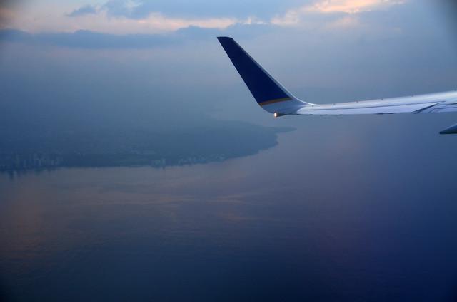 Leaving Oʻahu (a0004442)