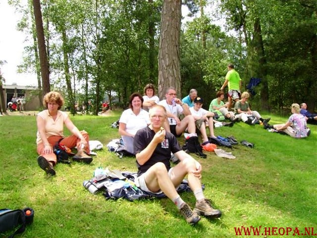 2e dag  Amersfoort 42 km 23-06-2007 (47)