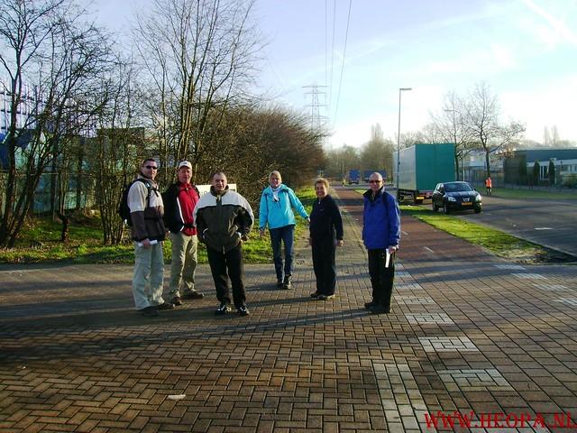 W.S.V.de Trekvogels 09-02-2008 15 Km  Apeldoorn (34)