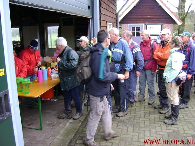 Baarn 40 Km    22-11-2008 (71)