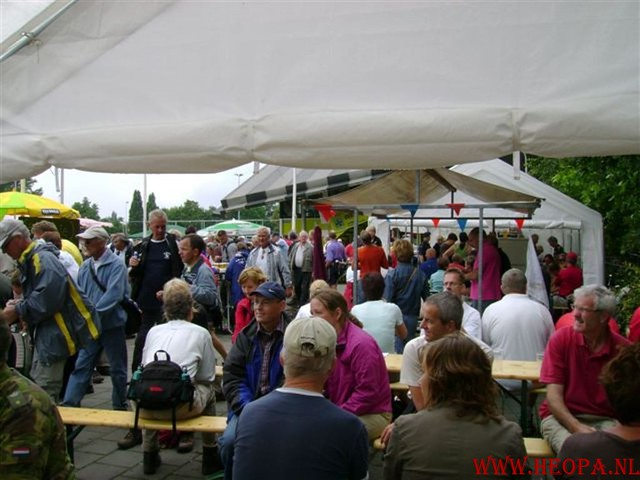 2e dag  Amersfoort 42 km 23-06-2007 (64)