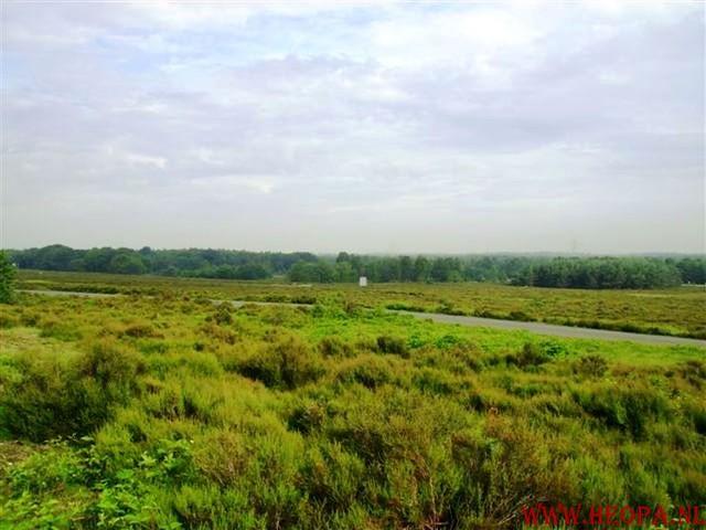 1e dag Amersfoort  40 km  22-06-2007 (8)