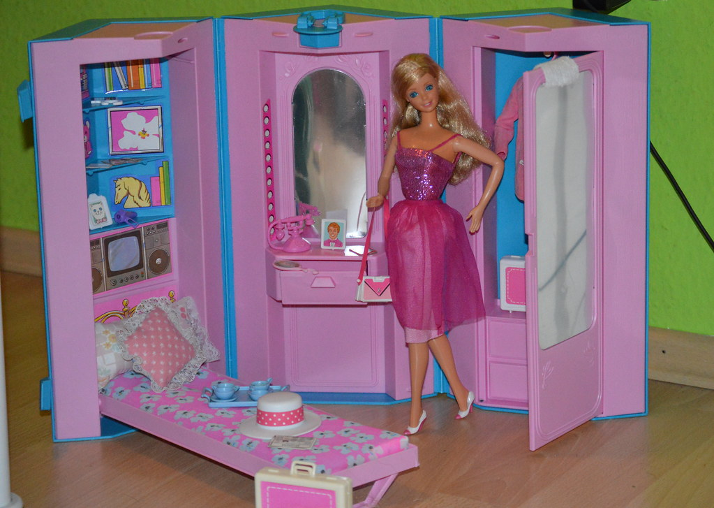 Barbie Home And Office Day To Night 80s Love It Lena8137lena