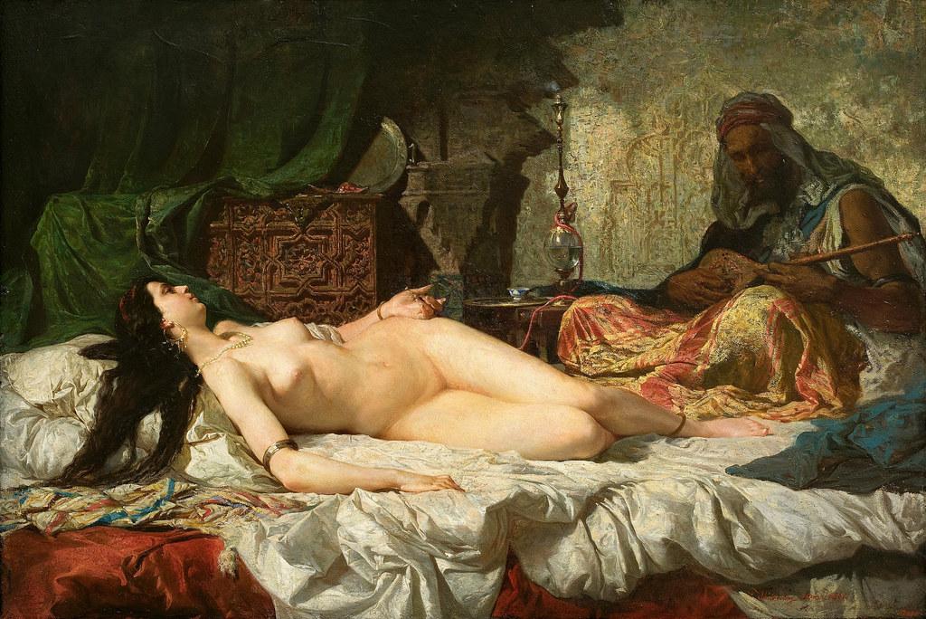 натале скьявони спящая одалиска фото настя найти любовь