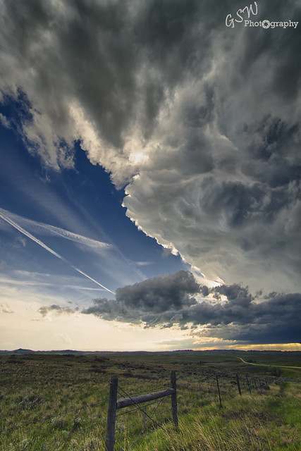 Montana Supercell
