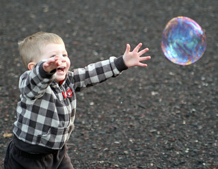 Chasing bubbles | by CJ Sugg