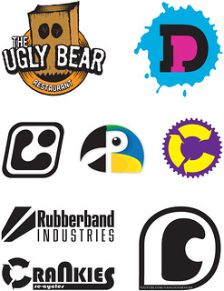 logo design by the VCAD student James D