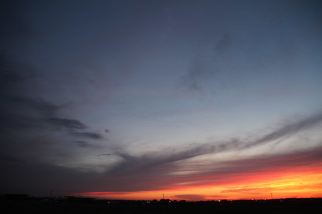 071913 - Nebraska Sunset