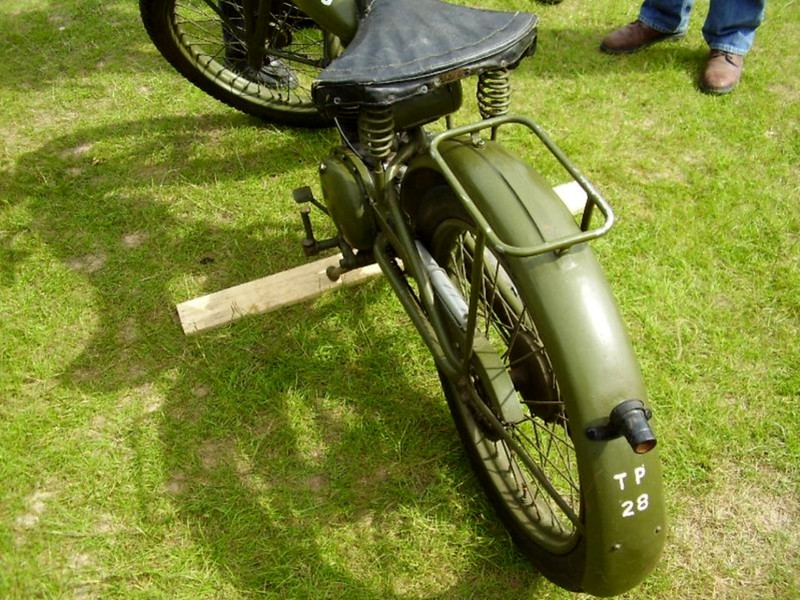 Royal Enfield Motor Cycle (2)