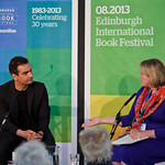 Nadeem Aslam | Nadeem Aslam spoke about his acclaimed novel The Bilnd Man's Garden.