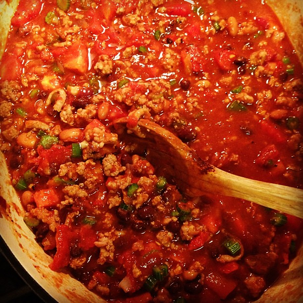 This Might Be The Best Chili I Ve Ever Made Most Of The I Flickr