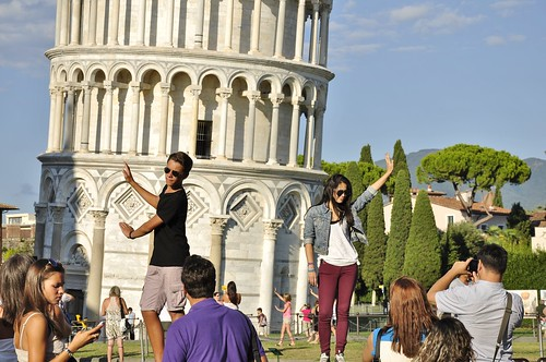 My_1st_impressions_ (17) Tourists in Pisa | by My 1st impressions