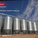 Mysilo Grain Storage Steel Silos - TMO Project