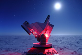 South Pole Telescope | by Argonne National Laboratory