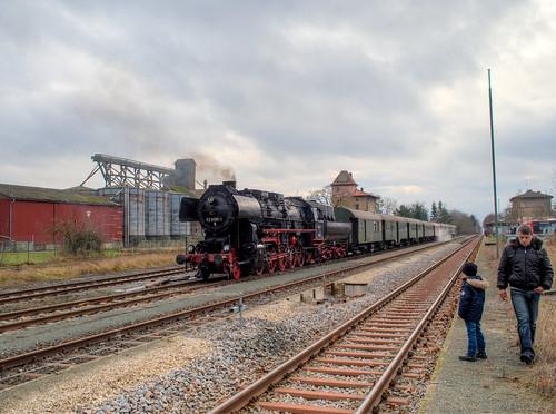 Dampflokomotive | by MikeAncient