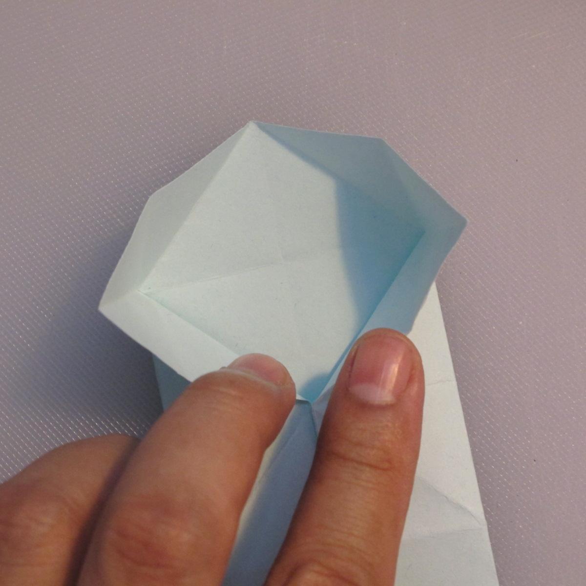 วิธีพับกระดาษเป็นรูปผีเสื้อ 008