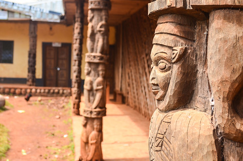 Fon's palace in Babungo | by jbdodane