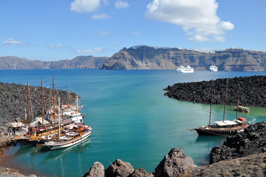 in the caldera | Santorini, Greece | marin tomic | Flickr