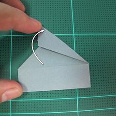วิธีพับกล่องของขวัญแบบโมดูล่า (Modular Origami Decorative Box) โดย Tomoko Fuse 022