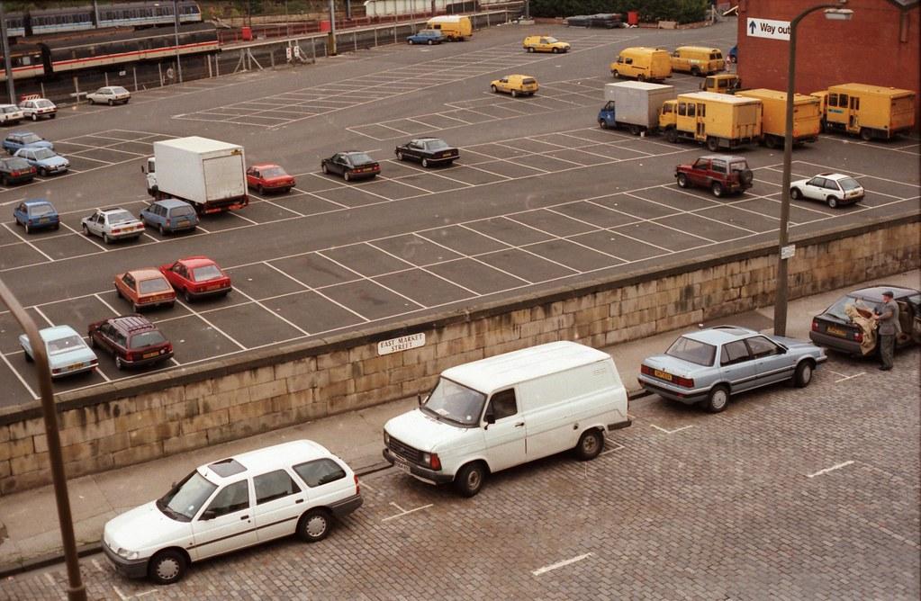 Waverley Station Car Park East Market Street Edinburgh 19 Flickr