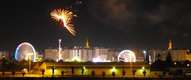 Clausura de la Feria de Abril, Sevilla