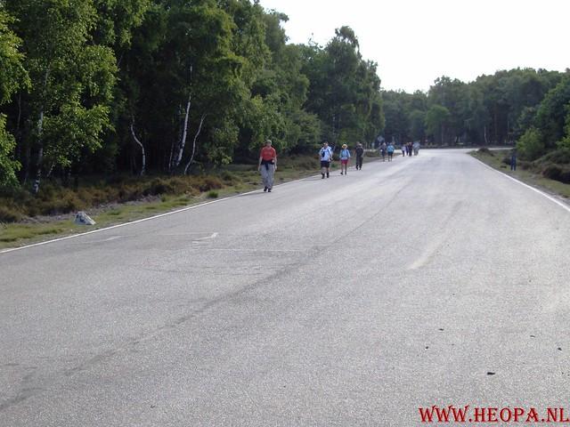 2 Daagse van Amersfoort 1e dag 19-06-2009 40 Km (33)