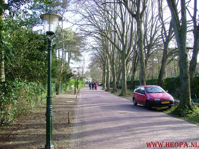 02-03-2008   Zandvoort 20km  De kwallentrappertocht (4)