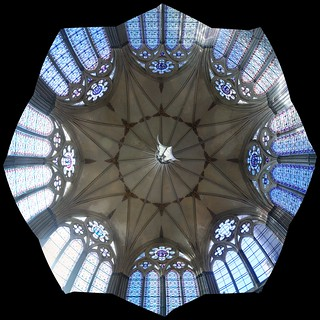 Chapter House ceiling | by paul cripps