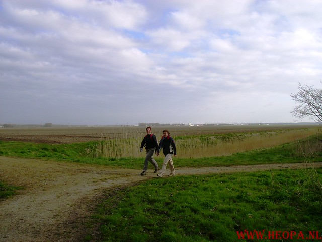 Natuurlijk Flevoland  12-04-2008  40Km (8)