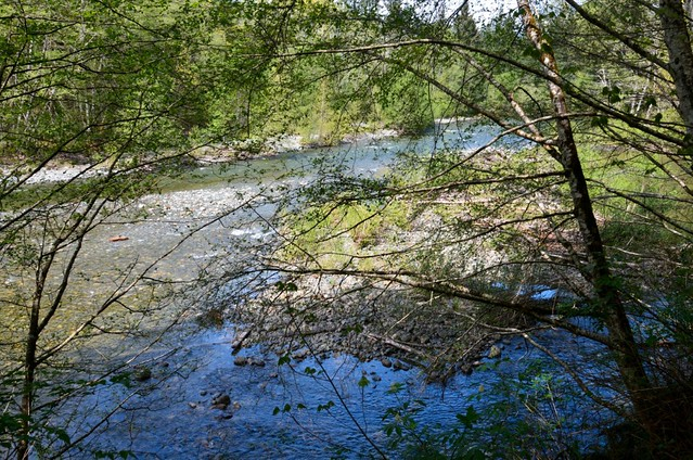 Oyster River, Black Creek, B.C.