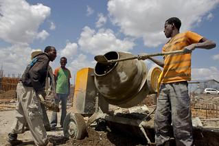 Cementing Ethiopia's progress | by DFID - UK Department for International Development