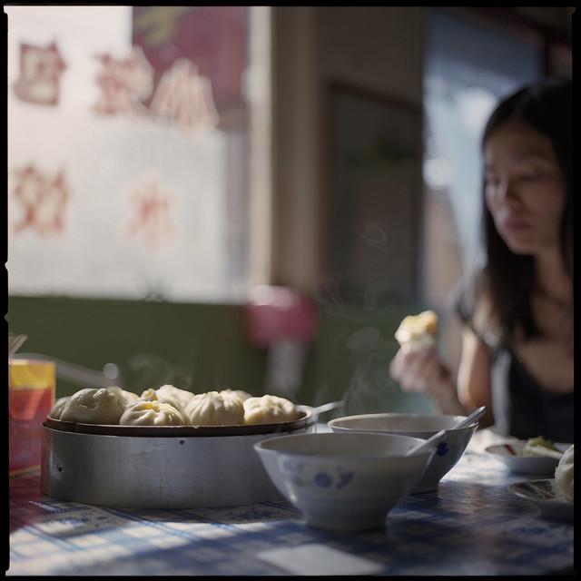 soaking in dumpling sun