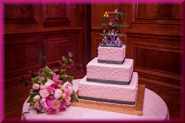 Legend Of Zelda Wedding Cake 0 The Wedding Day Arrived Ze Flickr