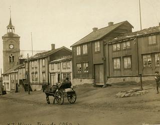Solbergs plass - Kjerkgata