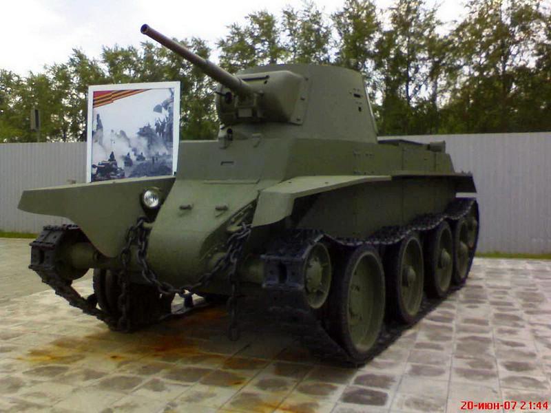 The BT-7 (50)