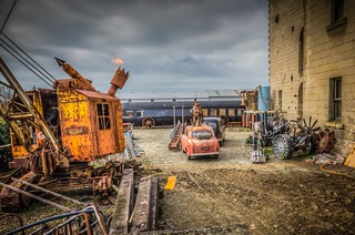 Steampunk Machines Oamaru | by Quick Shot Photos