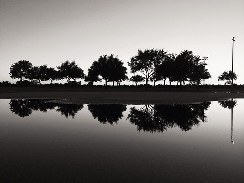 travel sunset blackandwhite white black reflection monochrome texas houston bnw iphonegraphy iphone5s uploaded:by=flickrmobile flickriosapp:filter=nofilter