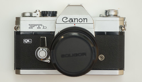 Canon FTb   by TAZMPictures