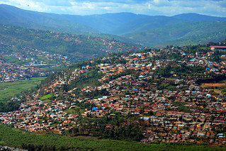 Scenic view from Kigali City Tower | by IFPRI