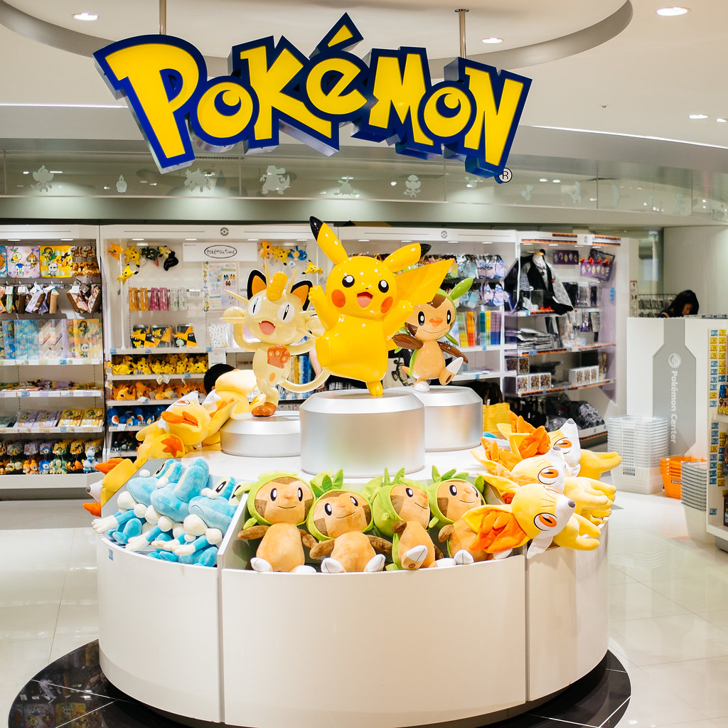Picture of Pokemon Center Osaka