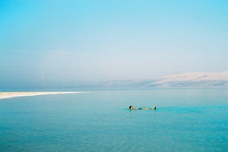 Dead Sea, West Bank | by Jasmine Halki