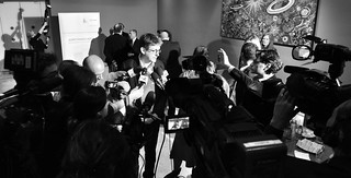 Alan Rusbridger - editor The Guardian - (backstage) #ijf14 #thewholepic14 | by International Journalism Festival