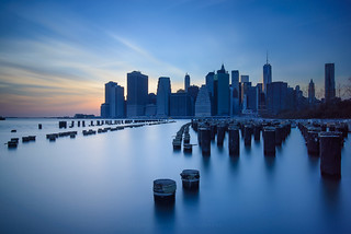 Manhattan Blue | by Rodney Campbell