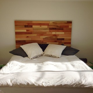 #headboard #mounted | by crazyoctopus
