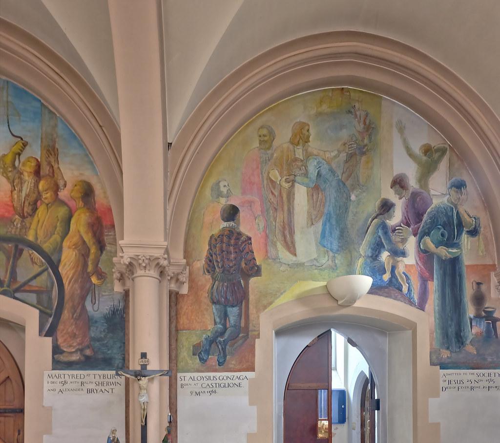 Oxford Oratory Church Of St Aloysius Gonzaga John Mcdonald