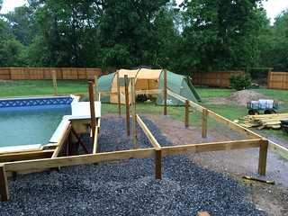 Deck #1.... So far | by Julie, Eric, Keenan & Avery