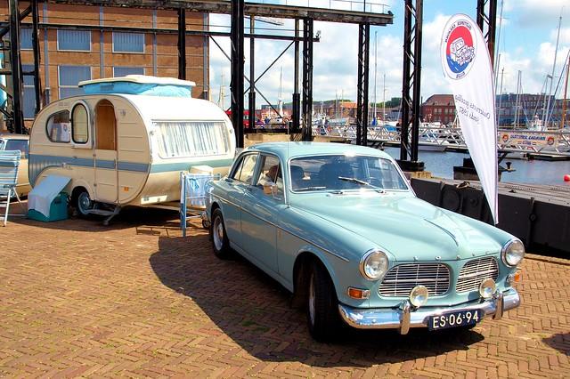 1965 Volvo 121 Amazon & Caravan