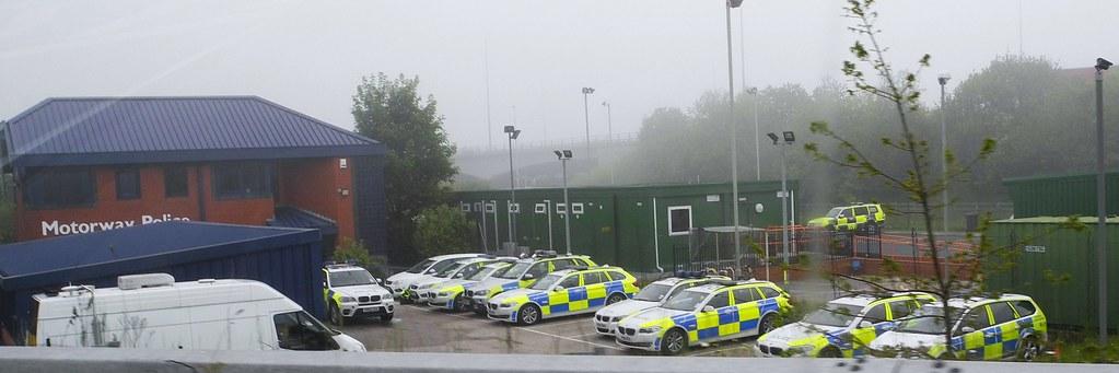 Kent Police Skoda Octavia 4X4 GN13 DXL | Flickr - Photo Sharing!