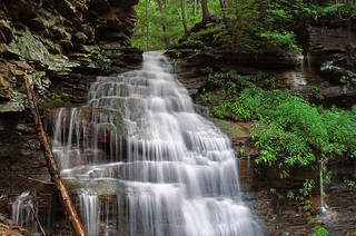 Gipson Falls (Upper Drop) | by Nicholas_T