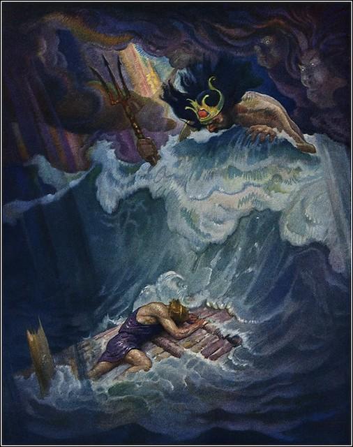 +1926: Odisea/El naufragio